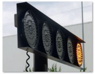 Rampe lumineuse directionnelle - Devis sur Techni-Contact.com - 1
