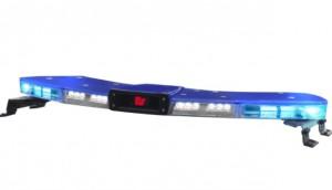 Rampe lumineuse en V avec sirène et haut parleur - Devis sur Techni-Contact.com - 2