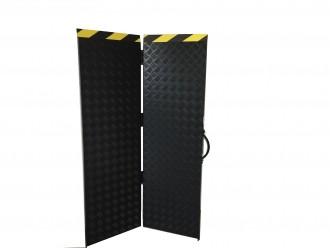 Rampe pliable PMR larg 75 cm - Devis sur Techni-Contact.com - 1