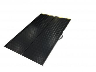 Rampe pliable PMR larg 75 cm - Devis sur Techni-Contact.com - 2