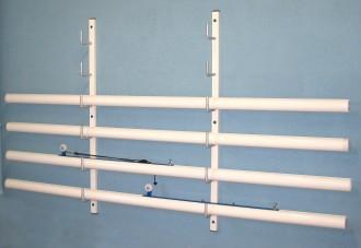 Râtelier rangement poteaux muraux - Devis sur Techni-Contact.com - 1