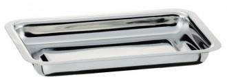 Ravier rectangulaire Inox - Devis sur Techni-Contact.com - 1
