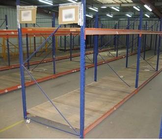 Rayonnage industriel occasion - Devis sur Techni-Contact.com - 1