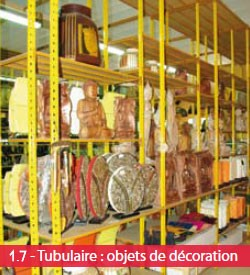 Rayonnage léger objets de décoration - Devis sur Techni-Contact.com - 1