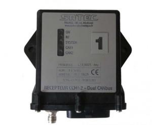 Récepteur de Radiocommande à liaison sans fil   - Devis sur Techni-Contact.com - 1
