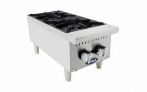 Réchaud gaz en acier inoxydable - Devis sur Techni-Contact.com - 1