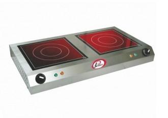 Réchaud Vitrocéramique détecteur de présence - Devis sur Techni-Contact.com - 1