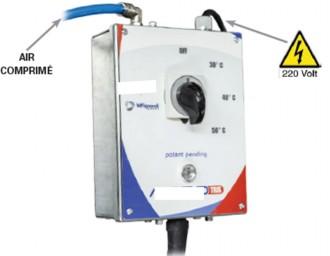 Réchauffeur d'air comprimé breveté - Devis sur Techni-Contact.com - 1