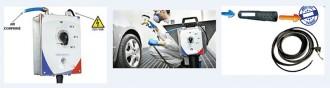 Réchauffeur de contrôle d'air comprimé - Devis sur Techni-Contact.com - 1