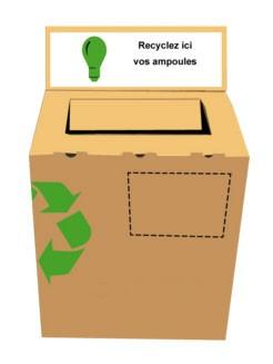 Recyclage ampoule - Devis sur Techni-Contact.com - 2