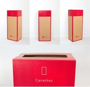 Box de recyclage canette - Devis sur Techni-Contact.com - 1