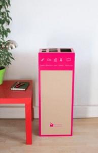 Box de recyclage cartouche - Devis sur Techni-Contact.com - 2