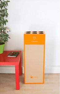 Box de recyclage gobelet plastique - Devis sur Techni-Contact.com - 2