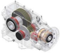 Réducteur modulaire coaxiaux - Devis sur Techni-Contact.com - 3
