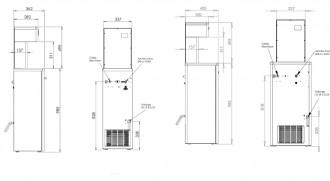 Refroidisseur d'eau sur sol - Devis sur Techni-Contact.com - 2
