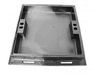 Regard à paver carré D 400 - Devis sur Techni-Contact.com - 1
