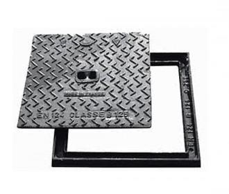 Regard carré hydraulique B 125 - Devis sur Techni-Contact.com - 1