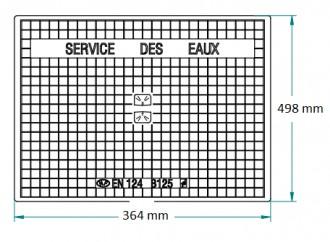 Regard compteur d'eau - Devis sur Techni-Contact.com - 2