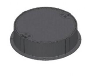 Regard RC carré  D 400   - Devis sur Techni-Contact.com - 1
