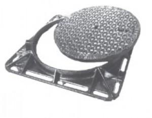 Regard  RENNES carré autoblocant D 400 - Devis sur Techni-Contact.com - 1