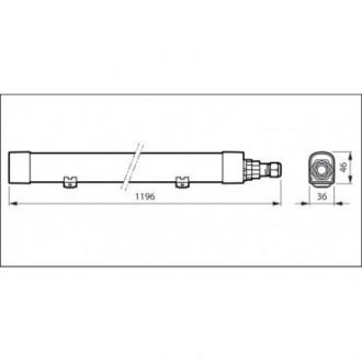 Réglette Étanche LED PHILIPS Ledinaire - Devis sur Techni-Contact.com - 4