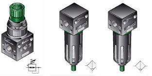 Régulateur de pression d'air - Devis sur Techni-Contact.com - 2