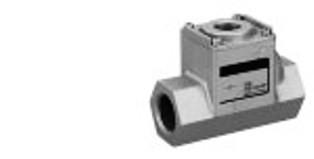 Régulateur flux Clapet anti-retour en aluminium - Devis sur Techni-Contact.com - 1