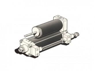 Régulateur hydraulique de vitesse pour vérin pneumatique - Devis sur Techni-Contact.com - 1