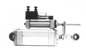 Régulateur hydraulique de vitesse pour vérin pneumatique - Devis sur Techni-Contact.com - 2