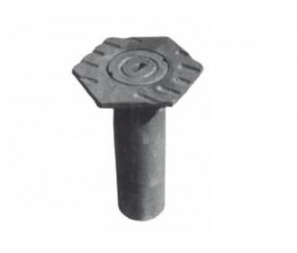 Rehausse de bouche à clé hexagonale - Devis sur Techni-Contact.com - 1