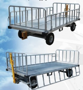 Remorque à bagage en acier galvanisé - Devis sur Techni-Contact.com - 2