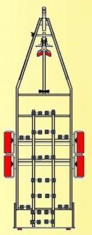 Remorque bateau double essieu - Devis sur Techni-Contact.com - 2