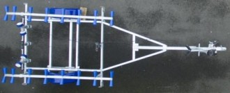 Remorque bateau pneumatique - Devis sur Techni-Contact.com - 3