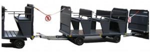 Remorque de passagers - Devis sur Techni-Contact.com - 1