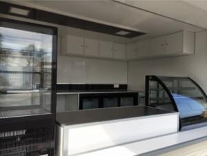 Remorque food truck HY double essieu   - Devis sur Techni-Contact.com - 3