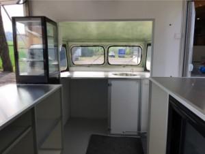 Remorque food truck HY double essieu   - Devis sur Techni-Contact.com - 5