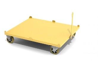Remorque industrielle 500 à 1000 Kg - Devis sur Techni-Contact.com - 1