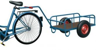 Remorque légère à vélo - Devis sur Techni-Contact.com - 2