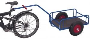 Remorque légère pour vélo - Devis sur Techni-Contact.com - 1