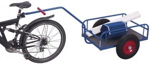 Remorque légère pour vélo - Devis sur Techni-Contact.com - 2