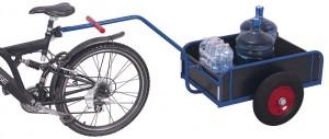 Remorque légère pour vélo - Devis sur Techni-Contact.com - 4