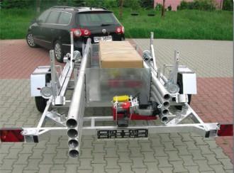 Remorque trampoline élastiques - Devis sur Techni-Contact.com - 2
