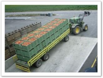 Remorques agricoles à plateaux fourragers - Devis sur Techni-Contact.com - 2