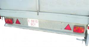 Remorques industrielles avec essieux - Devis sur Techni-Contact.com - 1