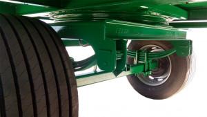 Remorques industrielles avec essieux - Devis sur Techni-Contact.com - 2