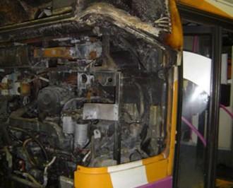 Réparation cars et bus brûlés - Devis sur Techni-Contact.com - 1