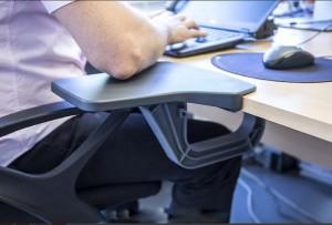 Tablette repose bras PMR - Devis sur Techni-Contact.com - 2