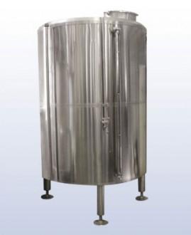 Réservoir d'eau de refroidissement pour brasserie - Devis sur Techni-Contact.com - 1