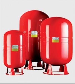 Réservoirs à pression vessie pour eaux chaudes de 35 à 500 L - Devis sur Techni-Contact.com - 1