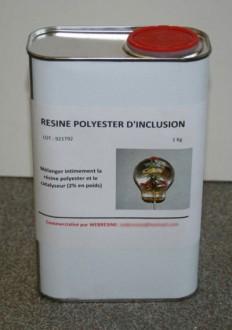Résine polyester d'inclusion - Devis sur Techni-Contact.com - 1
